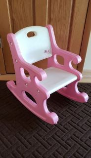Little Tikes Pink Rocking Chair