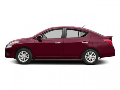 2015 Nissan Versa 1.6 S (Red Brick)