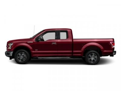 2017 Ford F-150 XLT*4X4*3.5L ECOBOOST*TOW PACK (Ruby Red Metallic Tinted Clearcoat)