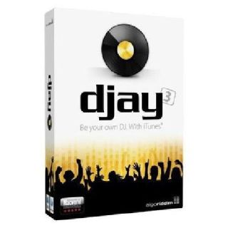 Djay 3 Mac Software with it tunes G4/G5 Intel UK