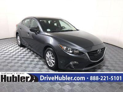 2016 Mazda Mazda3 i Touring (METEOR GRAY MICA)