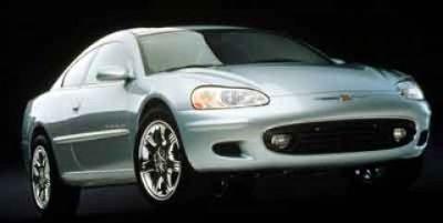 2002 Chrysler Sebring LXi (White)