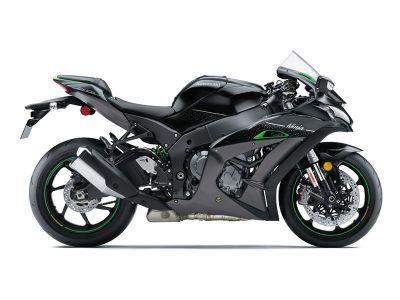 2018 Kawasaki NINJA ZX-10R SE SuperSport Motorcycles Fort Pierce, FL