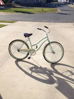 Womans Beach Cruiser