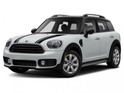 2019 MINI Countryman Cooper S (MIDNIGHT BLACK)