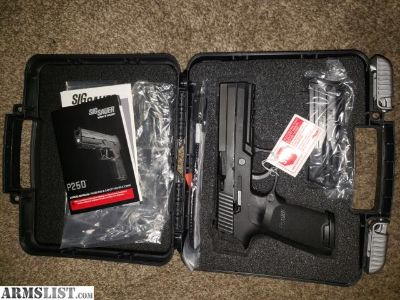 For Sale/Trade: Sig p250