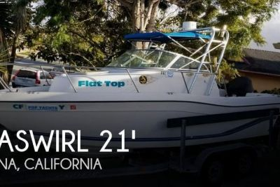 1996 Seaswirl 2100 WA Striper
