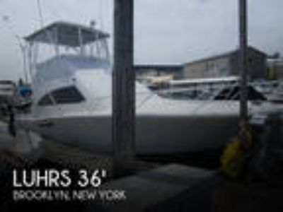 Luhrs - 36 Tournament Convertible