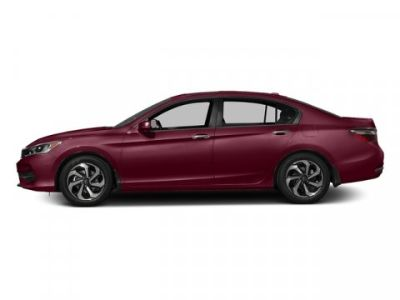 2016 Honda Accord EX-L (Basque Red Pearl II)