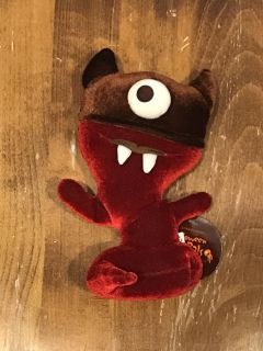 Limited Edition, Collectible Starbucks Halloween Plush Monster