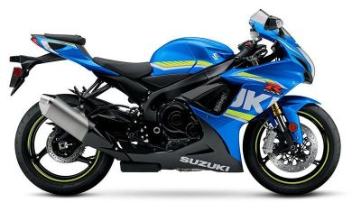 2018 Suzuki GSX-R750 SuperSport Motorcycles Belleville, MI