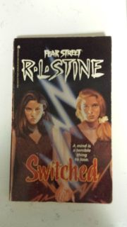 Switched by R. L. Stine