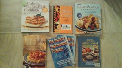 Diabetes Diabetic Cookbook Collection