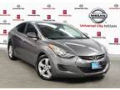 Used 2013 Hyundai Elantra Harbor Gray Metallic, 98.3K miles