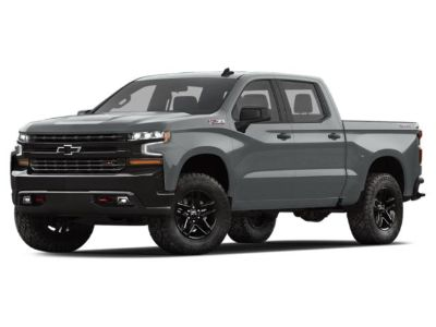 2019 Chevrolet Silverado LT Trail Boss 4WD 147WB 1500 (Summit White)