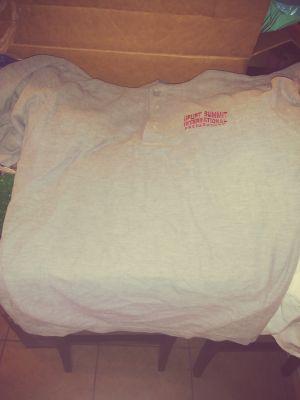 Uplift summit uniform shirts