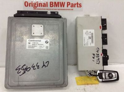 Sell BMW F01 F02 DME CAS4 KEY COMBO MATCHIN VIN MSD85 N63 7598345 9209654 motorcycle in Fort Lauderdale, Florida, United States, for US $675.00