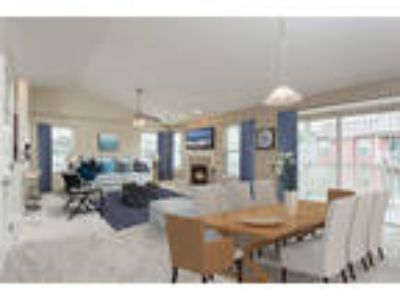 Saratoga Crossing - Two BR, Two BA 1,255-1,268 sq. ft.
