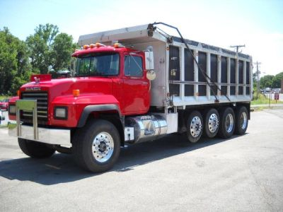 Financing for dump trucks - Bad credit OK