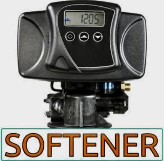 Fleck 5600SXT Water Softener Valve Digital On Demand Replacement Head