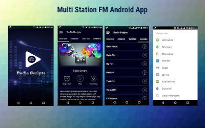 Online Radio Streaming Mobile App - Live Streaming Android App