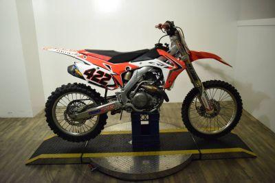 2013 Honda CRF 450R Motocross Bikes Motorcycles Wauconda, IL