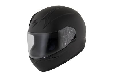 Purchase Scorpion EXO-R410 Solid Matte Black 2XL Motorcycle Helmet XXL 2 Extra Large motorcycle in Ashton, Illinois, US, for US $169.95