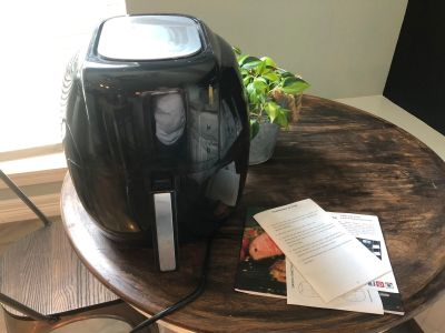GoWise Air Fryer GUC PPU XPOSTED FCFS