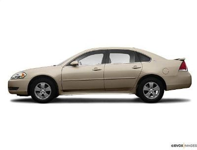 Used 2009 Chevrolet Impala 4dr Sdn