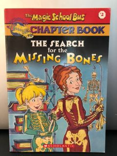 The Magic School Bus The Search For The Missing Bones