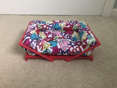 American Girl Doll Funky Pet Bed