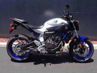 2016 Yamaha FZ-07 Sport Chula Vista, CA