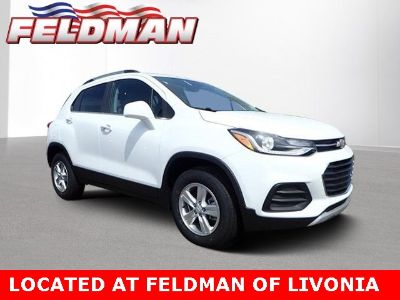 2018 Chevrolet Trax 1LT (summit white)