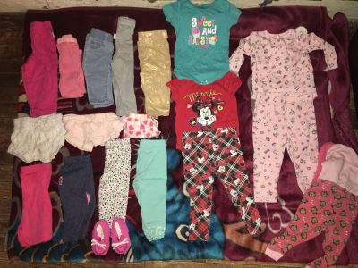 BABYGIRL CLOTHING !!! 0-3 MONTHS & 3-6 MONTHS !!!