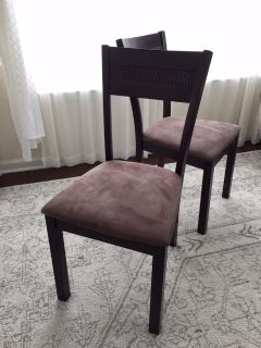 Four Kitchen dining chairs