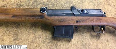 "For Sale: 1945 CARL GUSTAF AG M/42B ""LJUNGMAN"" 6.5x55mm SWEDISH RIFLE"