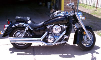 2004 Kawasaki VULCAN 1600 CLASSIC