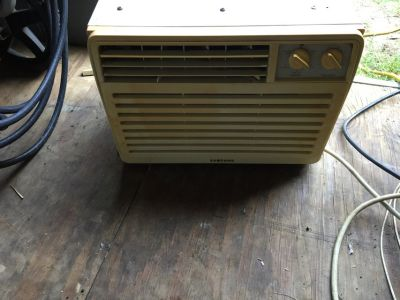 5050 BTU Ac Window Unit Air Conditioner