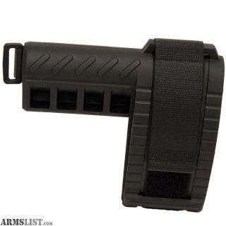 For Sale: Sig Sauer SBX15 Pistol Stabilizing Brace Gen 2 Black SBX-AR-BLK