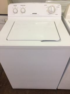 HotPoint by GE Washer in White