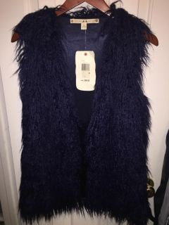 NWT Chelsea and Violet Vest