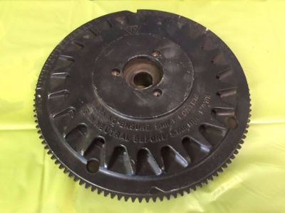 Buy Clean Johnson & Evinrude 1984-1988 150,175, 185, 235 HP 35 Amp Flywheel # 582572 motorcycle in Scottsville, Kentucky, United States, for US $249.99