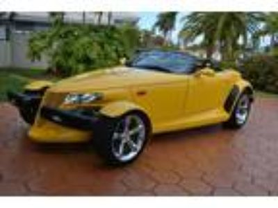 2000 Plymouth Prowler Convertible V6 Pristine Condition