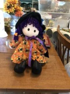 Adorable Witch Doll