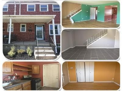 3 Bed 3 Bath Foreclosure Property in Baltimore, MD 21215 - Brookmill Rd