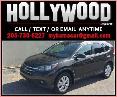 2013 Honda CR-V EX-L (Gray)