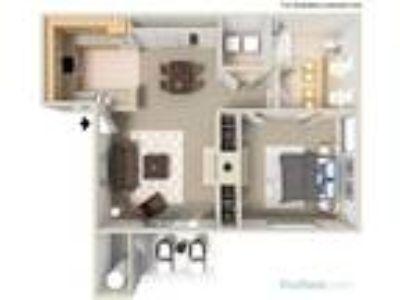 Milan Apartment Townhomes - PLAN A