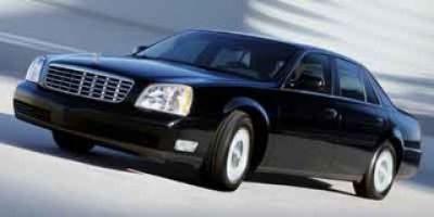 2003 Cadillac DeVille Base (Sable Black)