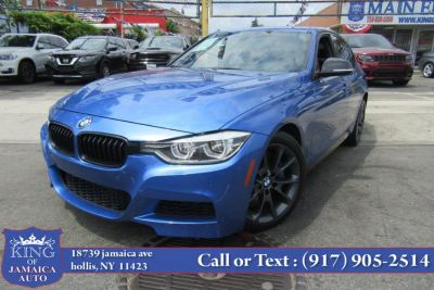 2016 BMW 3-Series 4dr Sdn 340i xDrive AWD South (Estoril Blue Metallic)