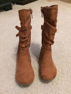 Size 7 Toddler Boots - PPU Only